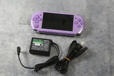 PlayStation Portable PSP-3000 Purple Console Japan system US Seller