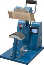 HIX B-250d Cap Heat Press 3 Platens Included Made in USA