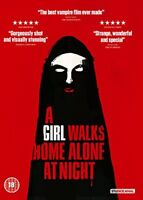 A Girl Walks Home Alone At Night [DVD][Region 2]