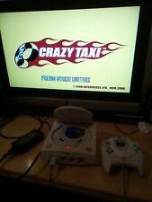 Sega Dreamcast - GDEMU - HDMI - PICO PSU