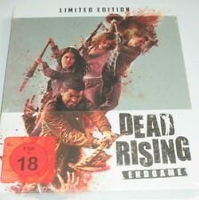 Dead Rising Endgame - Blu-ray/NEU/Horror/FSK 18/lim Steelbook