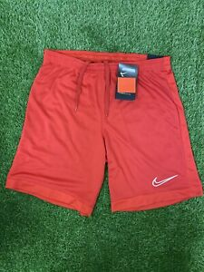 nike dri fit Training Shorts Red AJ9994 Mens Size XXL