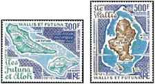 Timbres Wallis et Futuna PA80/1 ** lot 25287 - cote : 43 €