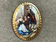 Countess Fine China pin made in England