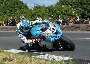 Dean Harrison 2018 TT Superbike A4 Photo