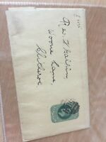 GB UK King Edward VII newspaper/postal wrap to clitheroe