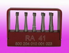 Inverted Cone Drill Dental SBT Tungsten Steel Burs Right Angle RA41
