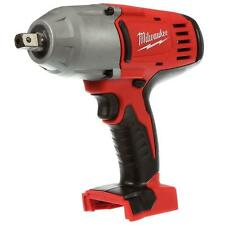 Cordless Compact Impact Wrench 1/2in High Torque Lithium Ion 18V Bare Tool Only