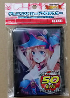50x Chained Dark Magician Girl Anime Style YUGIOH Card Sleeves (62mm x 89mm)