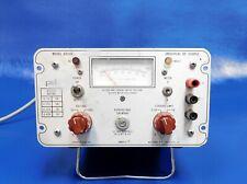 Power Designs 6050a Dc Power Supply 60 V 05 A 30 W Untested