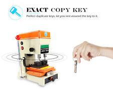 New listing Key Cutting Machine Car Door Key Copy Machine 368A Locksmith Tool Fast Shipping