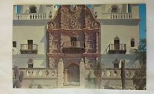 "VINTAGE POSTCARD MISSION SAN XAVIER DE BAC TUCSON ARIZONA 3.5"" X 5.5"" UNUSED"