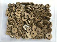 6115080 Brick 18674 LEGO NEW 2x2 Dark Stone Grey Round Tile with Stud 10x