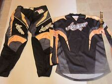 New Nwt Answer Motocross Pants Size 12 Racing BMX & jersey size Large j86