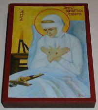 Ikone Heilige Anna Katharina Emmerick Icon Ikona Ikonen Icoon Coesfeld Dülmen