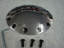 RIVETED STYLE DERBY COVER FOR HARLEY DAVIDSON BIG TWIN MODELS 1970 - 1998