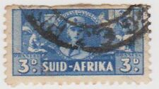 (RSA272)1942 SouthAfrica 3dblue women's axillary(Suid)D