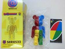 "Medicom Bearbrick Series 22 Secret Pattern ""UNO"" Be@rbrick"