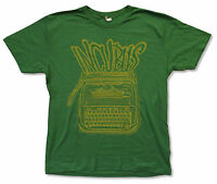 """INCUBUS """"TYPEWRITER GREEN"""" T-SHIRT NEW OFFICIAL ADULT SOFT"""