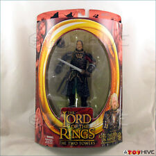 Lord of the Rings Two Towers King Theoden in Armor