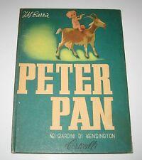 Barrie PETER PAN ill. Bonfanti - Corticelli 1952