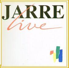 """JEAN MICHEL JARRE """" LIVE """" LP NUOVO 1989 DREYFUS POLYDOR RARO"""