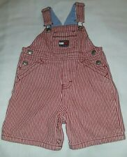 Baby Tommy Hilfiger Striped Overalls 12-18M
