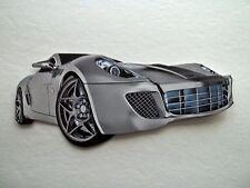 3D - U Pick - VH3 Race Sports Cars  Scrapbook Card Embellishment