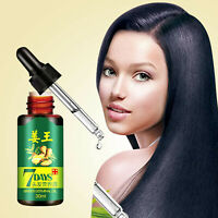ReGrow 7 Day Ginger Germinal Hair Growth Serum Hairdressing Oil Loss Treatements
