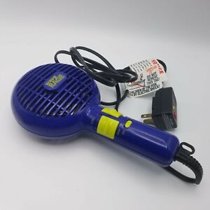 Wave Rage Diffuser Hair Blow Dryer 1250 Watts Works Great