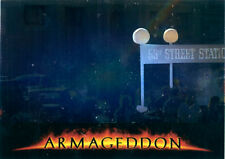 Armageddon Movie Foil Card 3