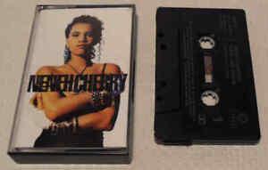 Neneh Cherry - Raw Like Sushi 1989 Circa CIRC-8 Cassette Tape Album