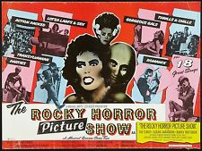 Movie Posters # 28 - 8 x 10 Tee Shirt Iron On Transfer Rocky Horror Picture Show