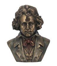 "6.5"" Ludwig Van Beethoven Bust Statue Sculpture Figure Figurine Music"
