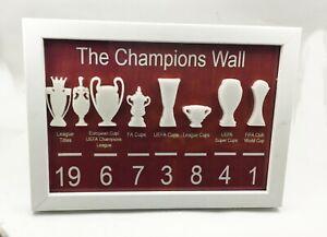 Liverpool Fc champions wall