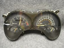 2000 Pontiac Grand Am Automatic Floor Shift Instrument Cluster 2.4 w/ Tach J203