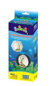 2 PCK FISH R FUN 20 LTR DECO FISH TANK MEDIA SPONGE & CARBON FILTER FOR AQUARIUM