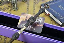 Harry Potter Ollivanders Dumbledore The Elder wand in Box Prop Replica