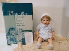 Masterpiece Gallery BABY JACK Porcelain Marion Blair Doll #63/1000   21