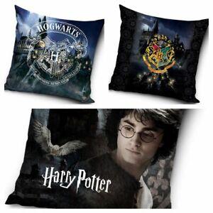 Harry Potter Cushion Cover Pillow Case Home Sofa Decor Kids Children Gift