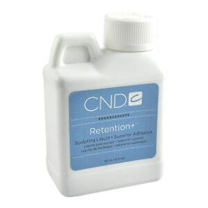 CND Creative Nail Design Liquid Retention Acrylic Liquid 4oz