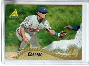 1995 SCORE WIL CORDERO MUSEUM COLLECTION