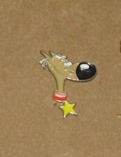 A-3   VINTAGE PIN Lucky Luke Rantanplan dog
