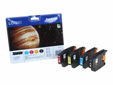 Brother LC1240 Multipack Ink Cartridges CMYK for DCP J525W J725DW J925DW