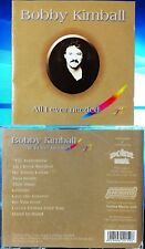 Bobby Kimball - All I Ever Needed (CD, 1999, AOR Heaven, Germany) Toto RARE