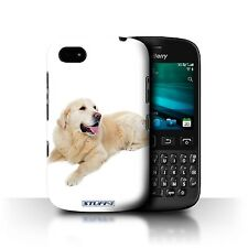 STUFF4 Phone Case for Blackberry Smartphone/Dog Breeds/Protective Cover