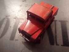 Dinky Toys 255 Mersey Tunnel Police Van