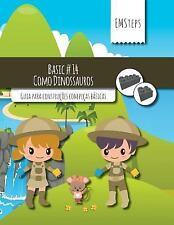 EMSteps Basic: EMSteps #14 Como Dinossauros : Guia para Construções Com Peças...