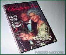 Christmas Eve (1986) DVD w/ Loretta Young Ron Leibman Holiday NEW TV xmas movie