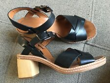And Other Storied Sandales Cuir Noir 39